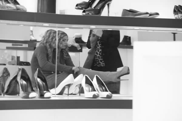 La Fashion Blogger Cristina Lodi indossa Stivali Giuseppe Zanotti