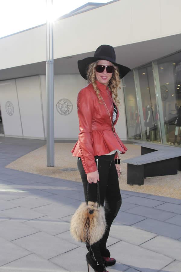 La Fashion Blogger Cristina Lodi per Fashion Valley