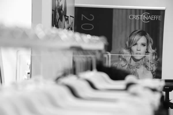 CristinaEffe alla Fashion Valley