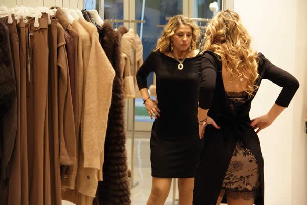 La Fashion Blogger Cristina Lodi con gioielli Zoppini