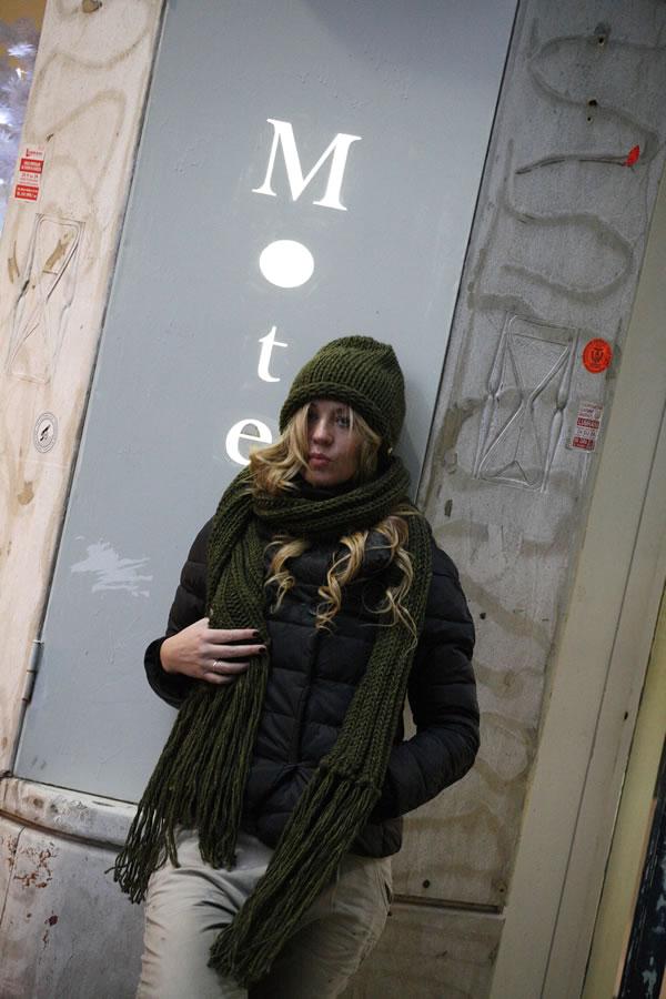 La Fashion Blogger Cristina Lodi per Studio 6