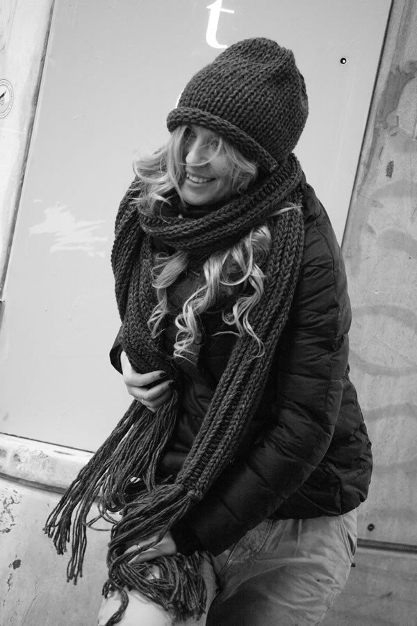 La Fashion Blogger Cristina Lodi foto Studio 6