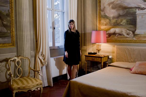 Cristina Lodi a San Valentino presso Msn Suites Palazzo Galletti