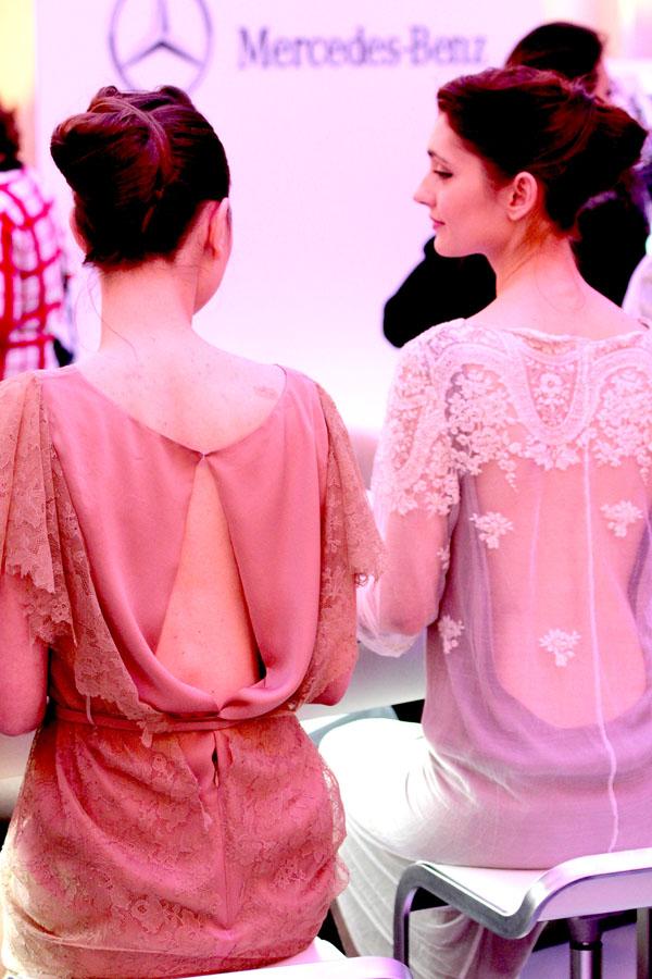 Givenchy al Fashion Club Mercedes