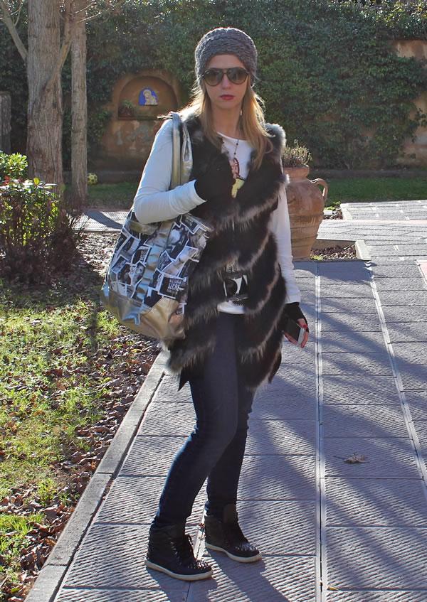 La fashion blogger Cristina Lodi per CristinaEffe