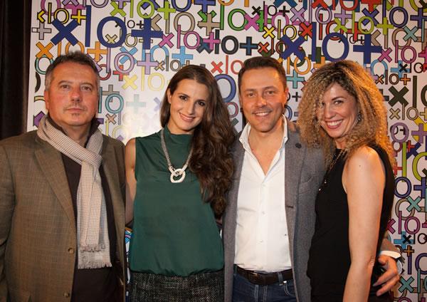Cristina Lodi & Cristina De Pin cn Mauro Zoppini