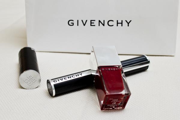 Le Rouge e Le Vernis Givenchy