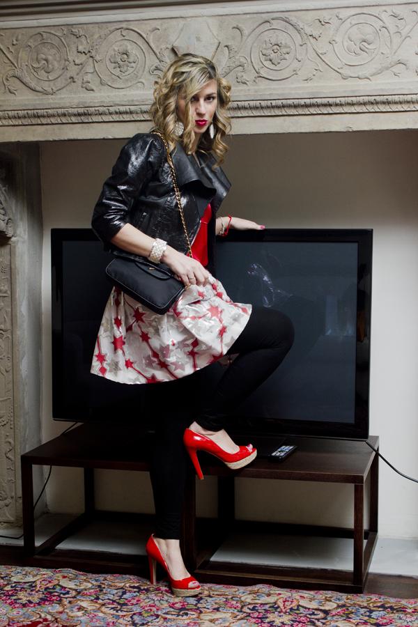 La Fashion Blogger Cristina Lodi indossa Prada e Miu Miu