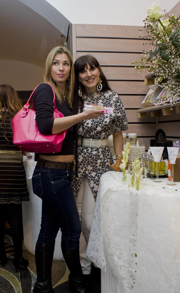 La Fashion Blogger Cristina Lodi e Alessandra Lepri di Fibrae