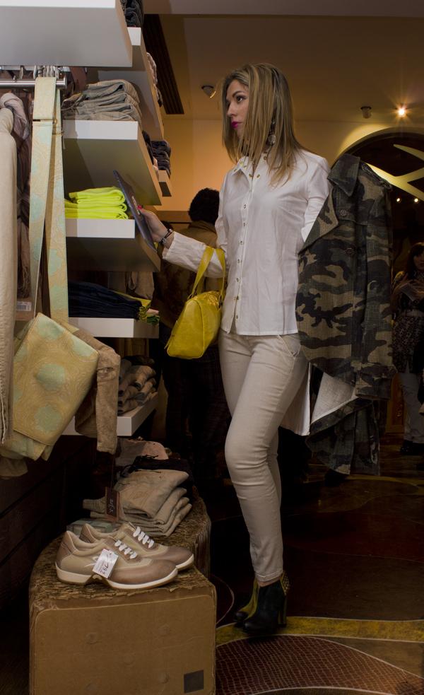 La Fashion Blogger Cristina Lodi da 9.2 by Carlo Chionna