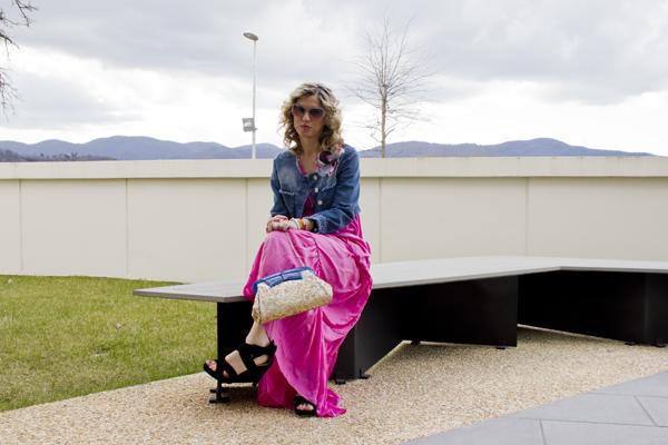 La Fashion Blogger Cristina Lodi veste CristinaEffe