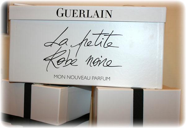 Guerlain: La Petite Robe Noire