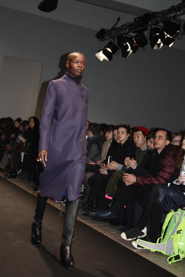 Nicolas Andreas Taralis Hôtel Salomon de Rothschild - Fashion Week de Paris