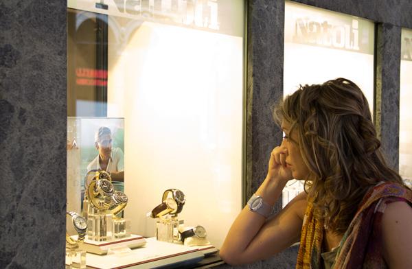 La Fashion Blogger Cristina Lodi per Natoli