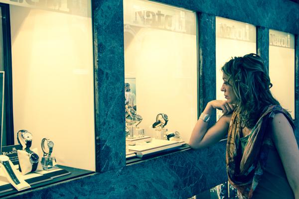 La Fashion Blogger genovese Cristina Lodi per Natoli