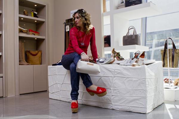 La Fashion Blogger Cristina Lodi veste Victor & Rolf