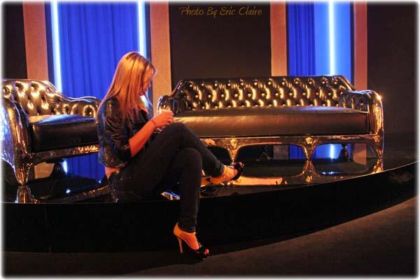 Cristina Lodi la Fashion Blogger di Genova per Versace Home