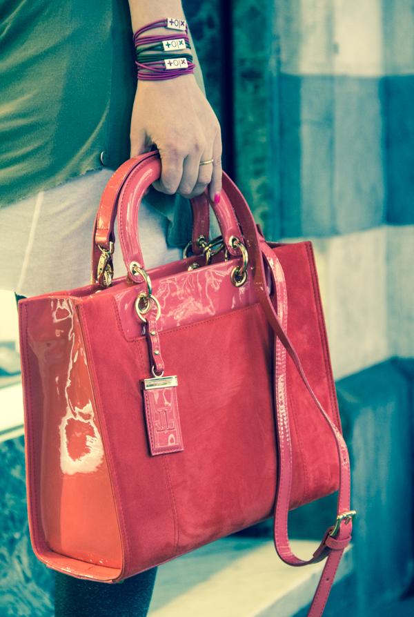 La Fashion Blogger Cristina Lodi con i mattoncini xlo+
