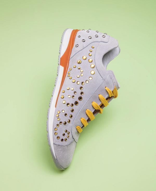 sneakers collezione Sgn di Giancarlo Paoli