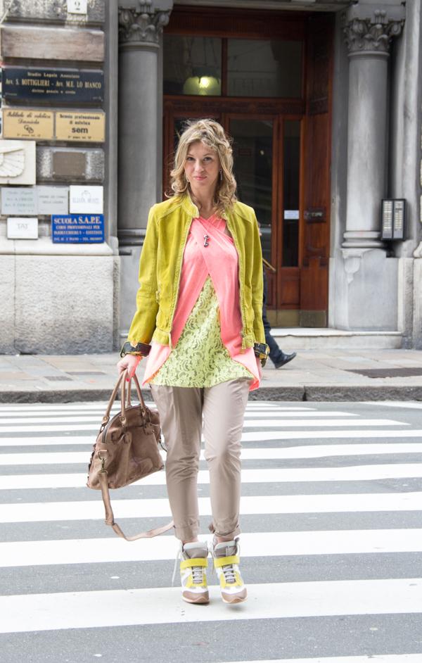 Cristina Lodi a Genova