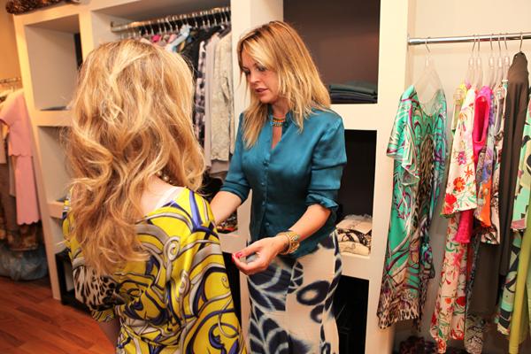 Alice veste Chiara di 2 Fashion Sisters