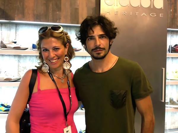 La Fashion Blogger Cristina Lodi e Marco Bocci