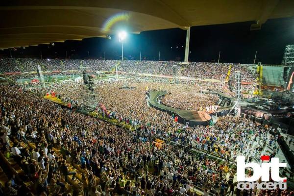 Lorenzo Jovanotti - Stadio Artemio Franchi