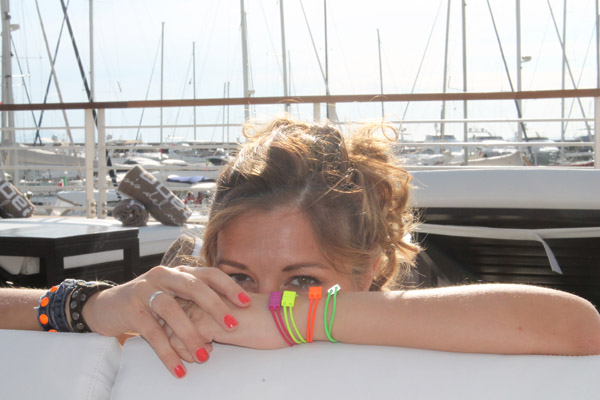 Cristina indossa xlo+