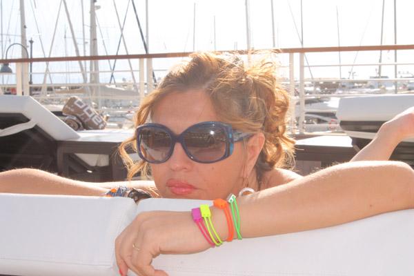 La Fashion Blogger Cristina Lodi con xlo+