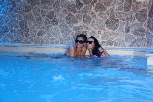 Cristina e Nina
