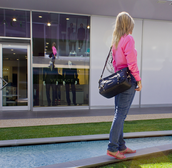 Cristina in Fashion Valley