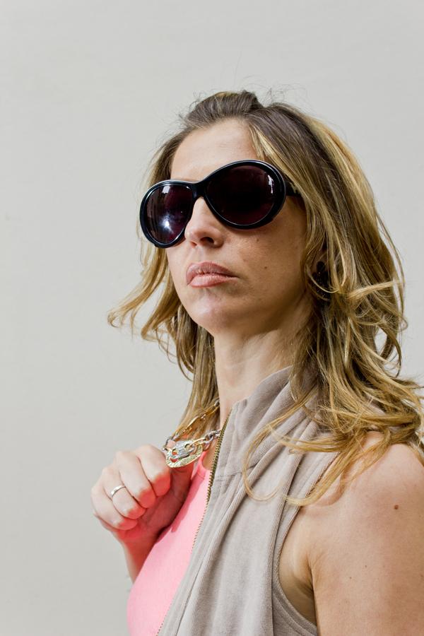 Cristina Lodi con gioiello Zoppini