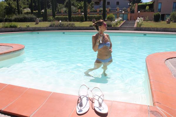 Cristina Lodi | bikini Bisbigli | Australian Gold | 2 Fashion Sisters | Loriblu | Beachwear | Summer | Outfit