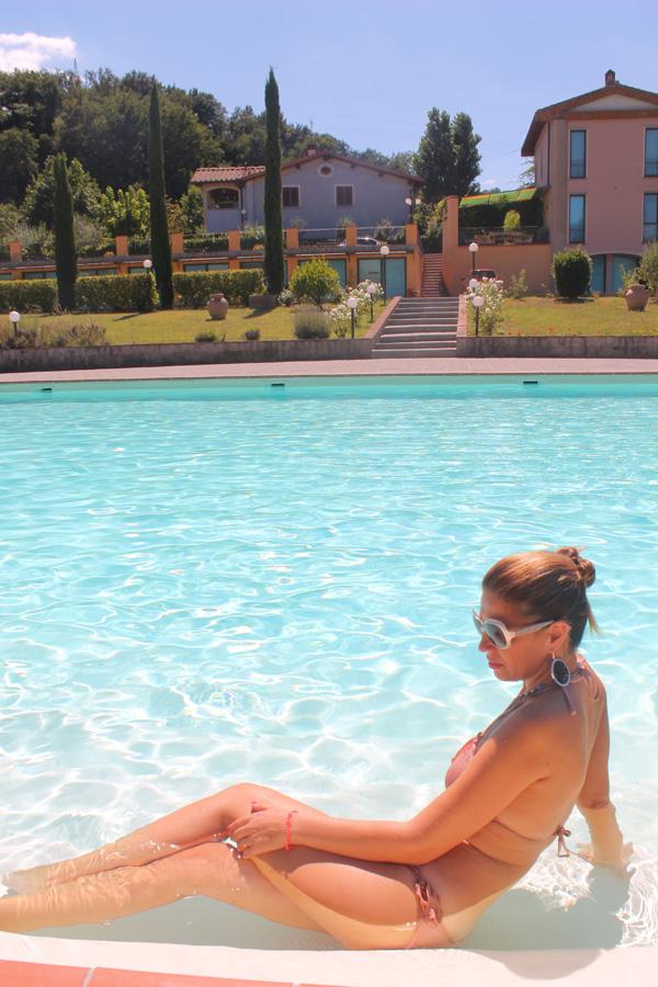 Cristina Lodi | costume | Bikini Milano Marittima | Residence Carresi | Tuscany