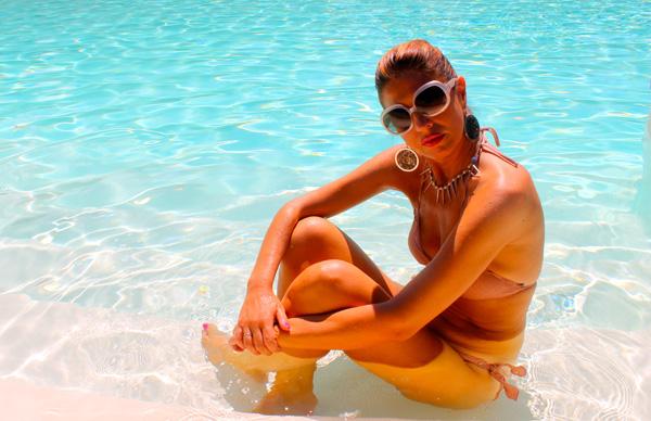 Fashion Blogger | Cristina Lodi | orecchini | Ikonika | Zoppini | Residence Carresi | Fendi