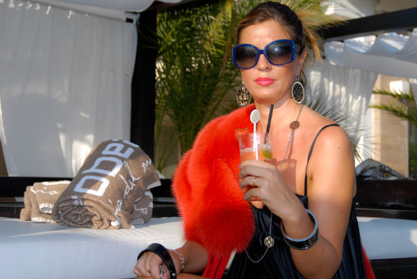 Cristina Lodi | fashion blogger | PuroBeach Toscana
