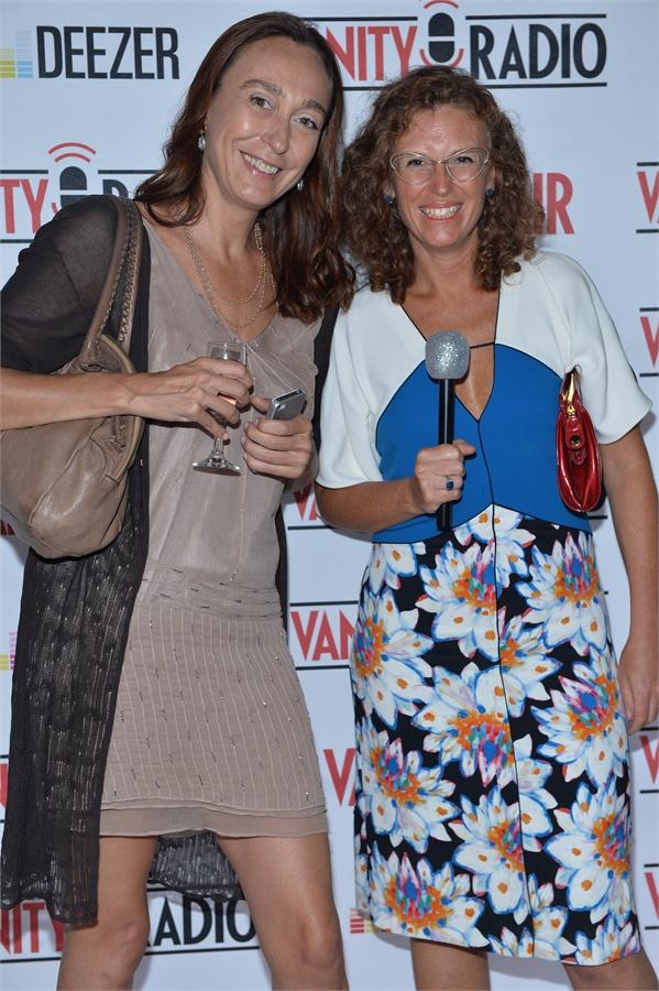 Laura Cappelletti, direttore turismo e business development di Condé Nast, con Margherita Pogliani, direttore di Style.it e vicedirettore di Vanity Fair