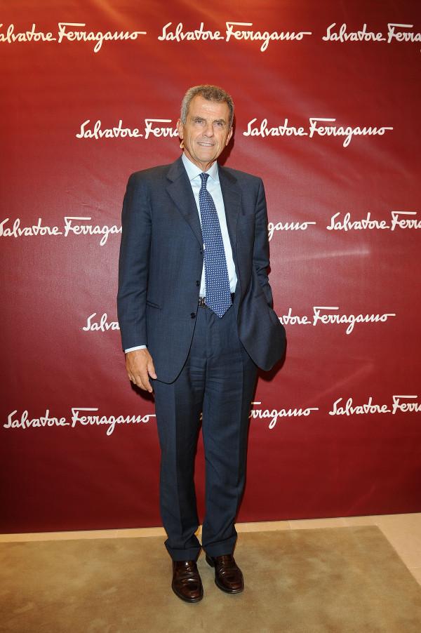 Salvatore Ferragamo, Boutique Opening, Ferruccio Ferragamo