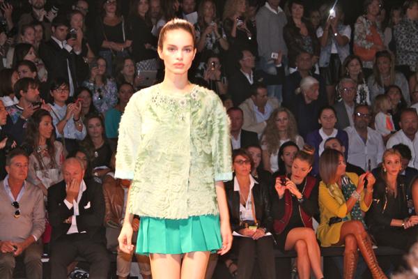 fashion blog, ermanno scervino, cristina lodi, 2 fashion sisters, mfw