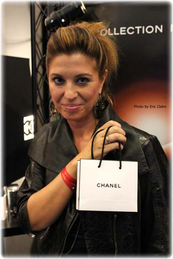 Cristina Lodi, 2 fashion sisters, vfno, chanel