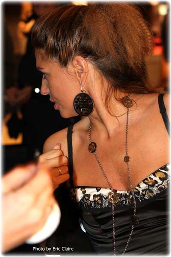 Cristina Lodi, Ikonika