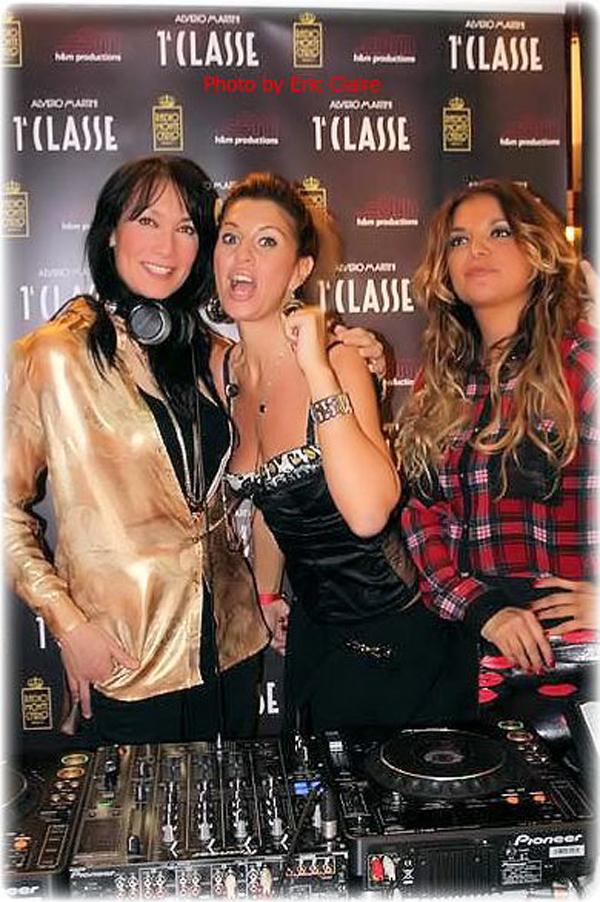cristina Lodi, Lucia Giusti, VFNO