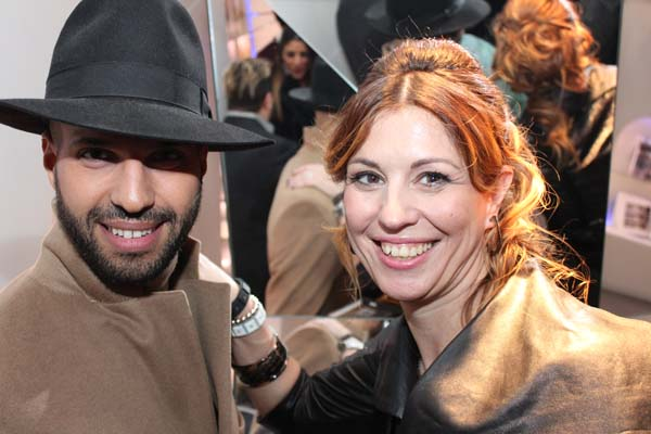 Jonathan Kashanian e la Fashion Blogger Cristina Lodi di 2 Fashion Sisters
