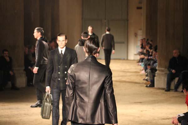 corneliani, fashion show, mfw