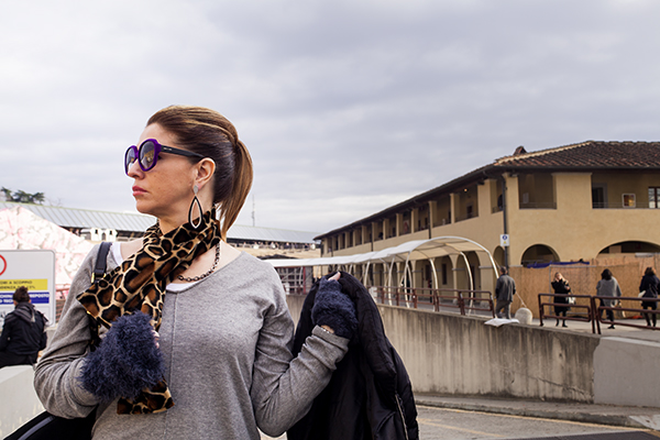 occhiali italiaindependent, cristina lodi, fashion blogger