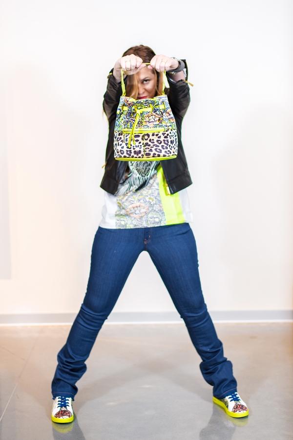cristina lodi, 2 fashion sisters, just cavalli, fashion blogger