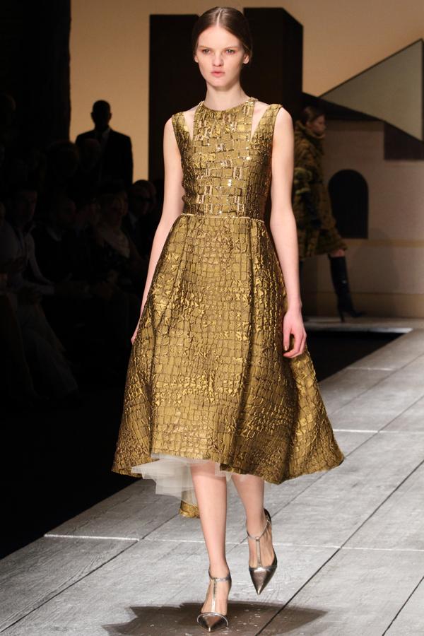 sfilata laura biagiotti, 2 fashion sisters