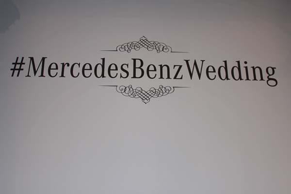 mercedes Benz Wedding