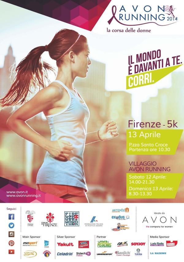 Avon Running Firenze