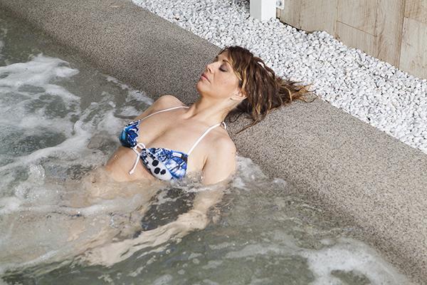 Cristina Lodi, grand hotel panoramic, montecatini terme, divissima bikini